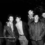 Mozos del Pueblo el 5 de Enero de 1969 cantando los reyes. Alejandro. Paco. Santos. Eloy. Luis. Xico. Davic. ¡Foto ( 1 ) cedida por moncho!.
