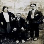 Abelina, Martín y Dosindo