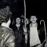 Mocedad, cantando Los Reyes. 5 de enero del 1969