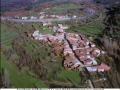 Vista áerea de ( San Martín del Pedrso - ZA )